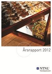 NTNU University Museum Annual Report 2012