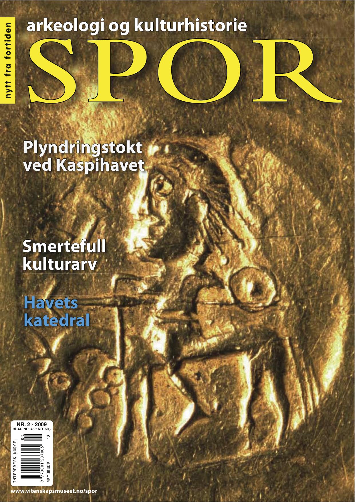 Forside SPOR 2-2009