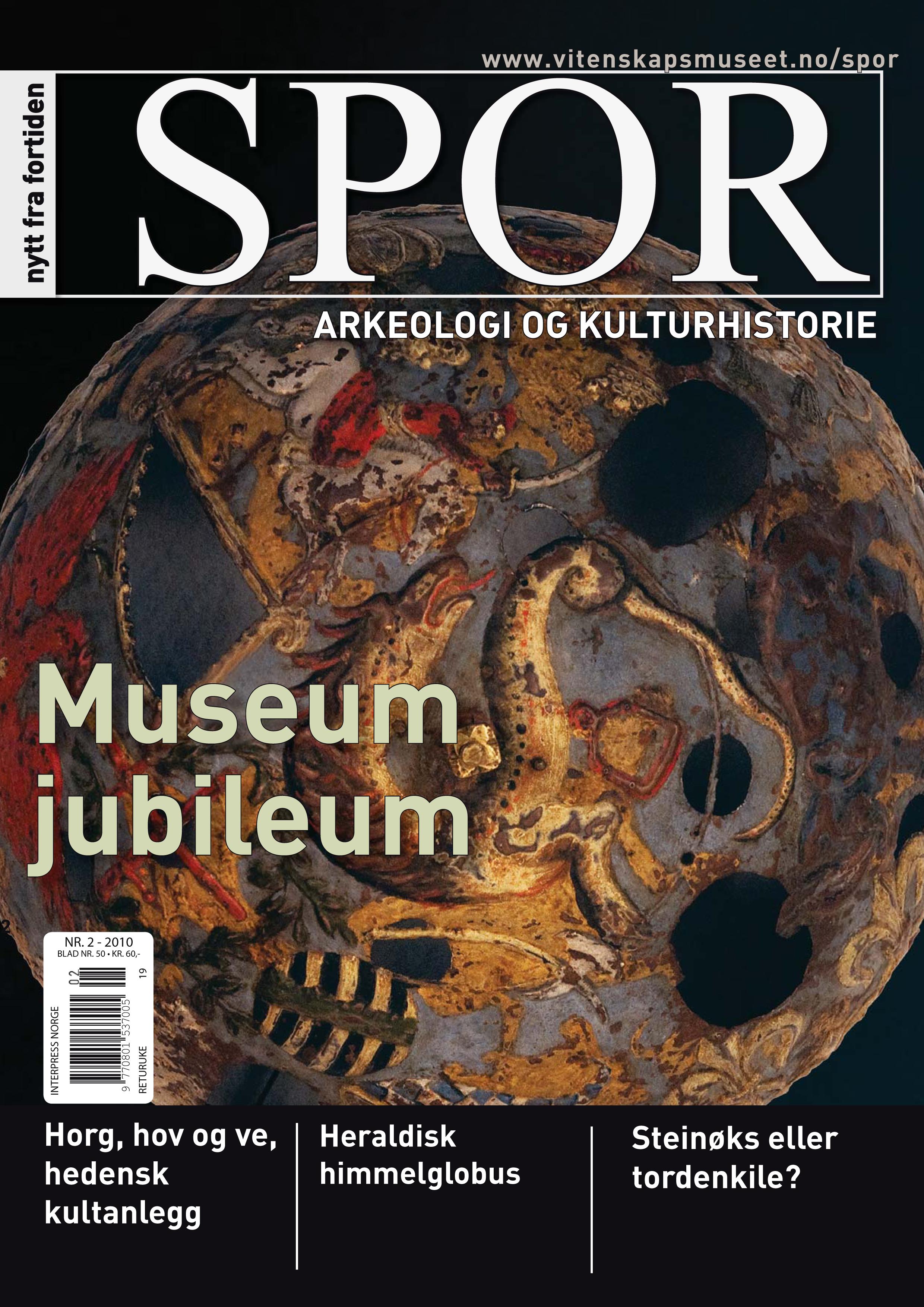 Forside Spor 2-2010.
