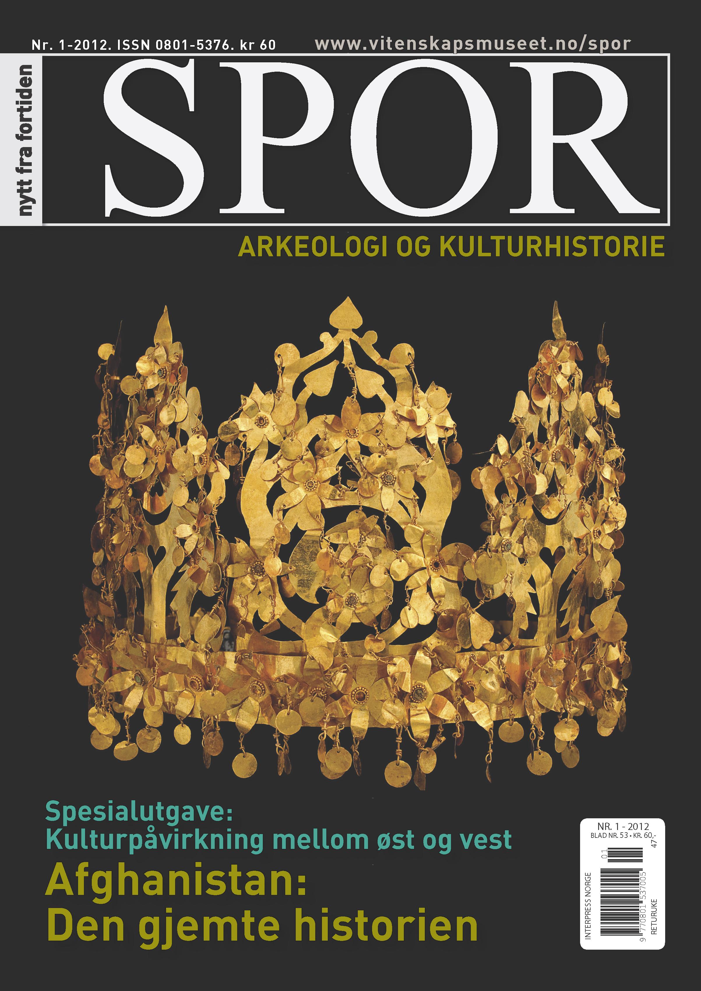 Forside SPOR 1-2012