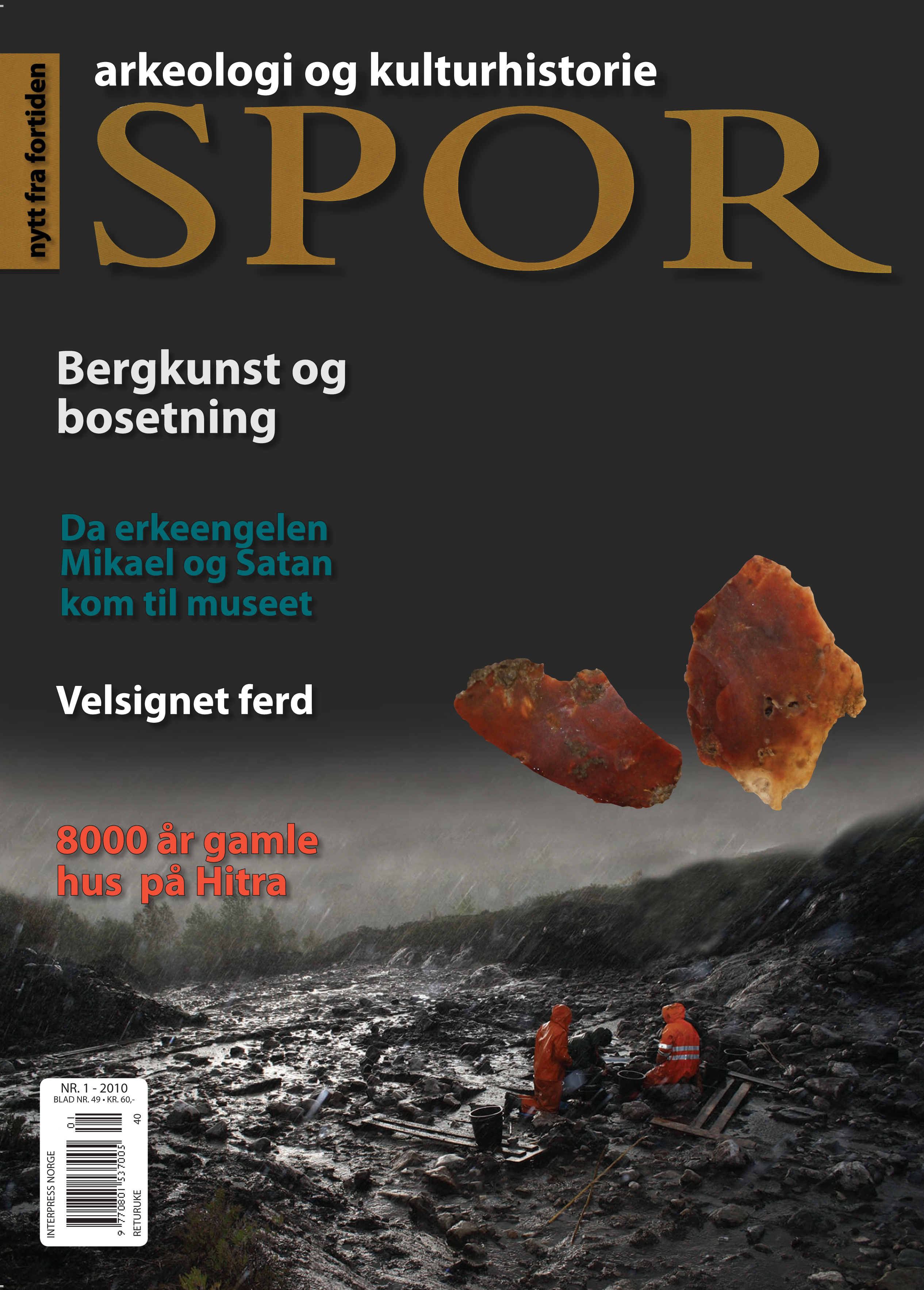 Forside Spor 1-2010