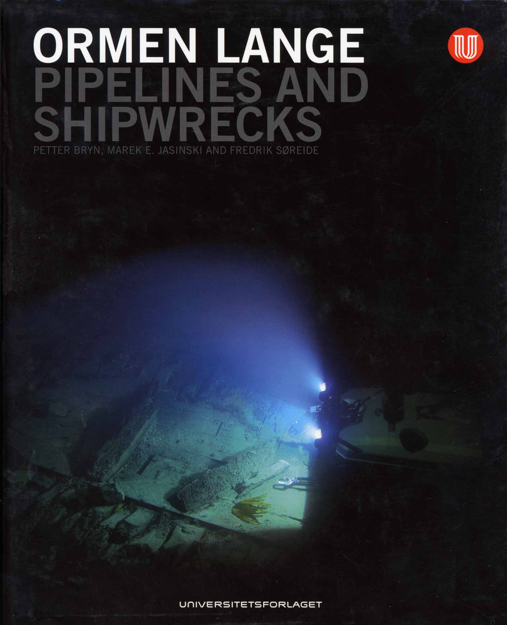 Cover Ormen Lange - Pipelines and shipwrecks