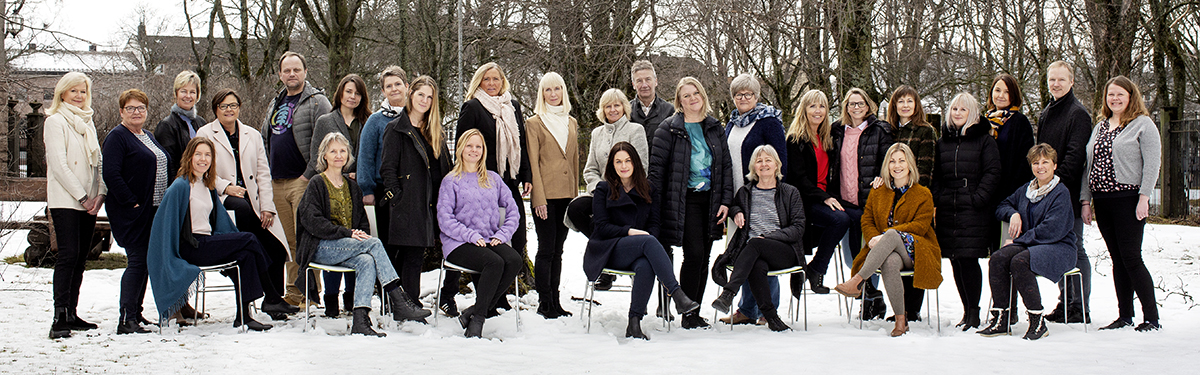 Image of the staff at Centre for Continuing Education and Professional Development
