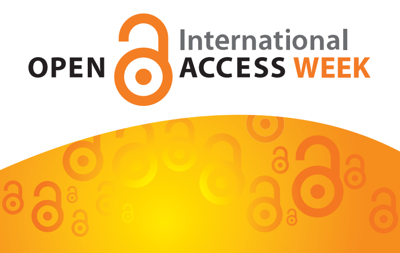 International Open Access Week header