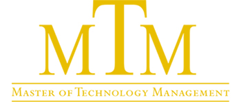 Logo. Master of Technology Management