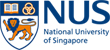 NUS - National University of Singapore. Klikkbar logo.