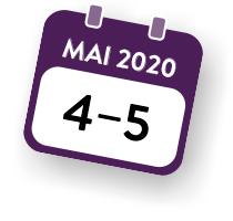 Læringsfestivalen arrangeres 4.-5. Mai 2020
