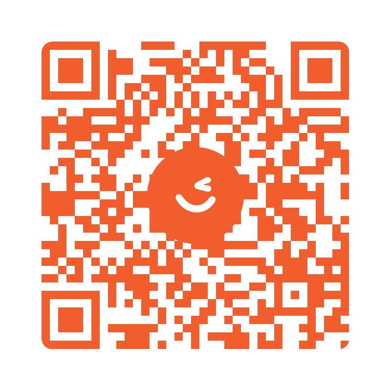 QR code the Kavli Institute's Vipps