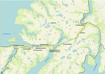 lofast kart Lofoten Fastlandsforbindelse (LOFAST)   NTNU lofast kart