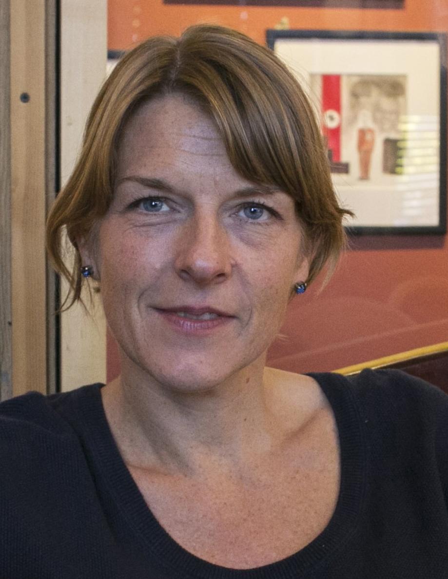Portrett av Elisabeth Egseth Hansen