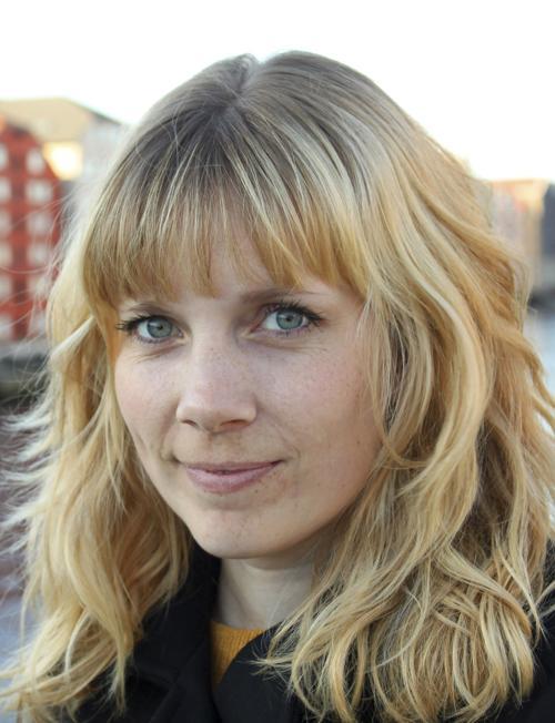 Ingrid Romundstad Fabrello. Foto.