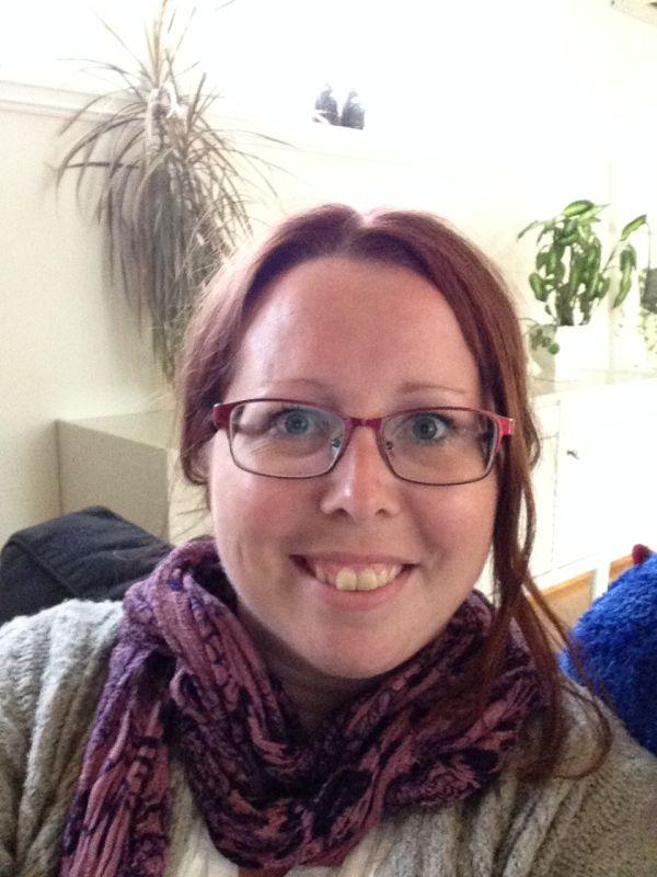 Portrett Ann Karin Svenning