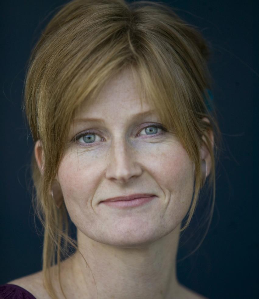 Guro Kulset Meråkerås portrettfoto
