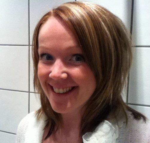 Karoline Paulsen Årrestad. Portrettbilde
