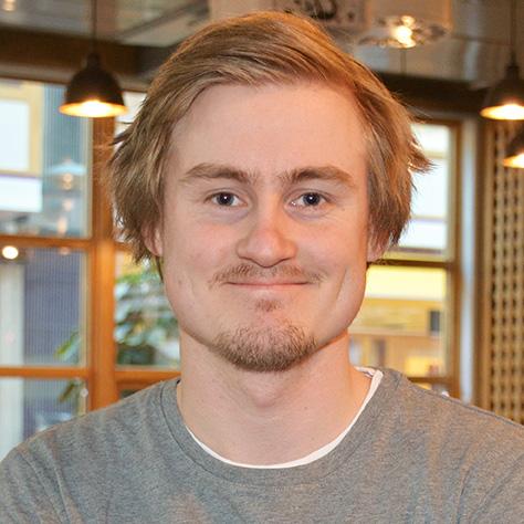 Robin Vestgård Jørgensen