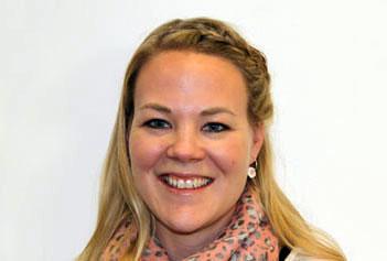 Portrett av Cathrine Kristiansen Lund