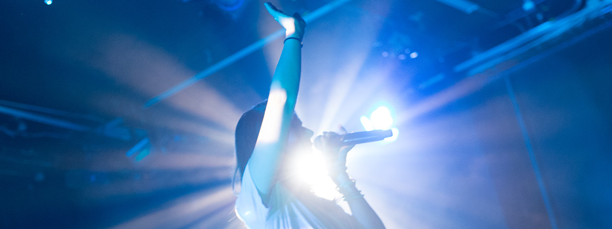 Reggie Got Beats & RGB Uni KD. Foto: Kai T. Dragland/NTNU