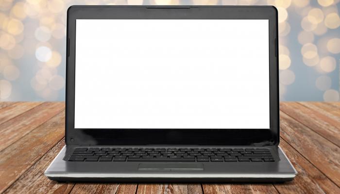 Illustrasjon: Laptop