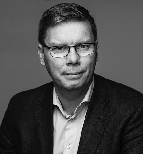 Andreas K. Enge. Foto: Marius Rua