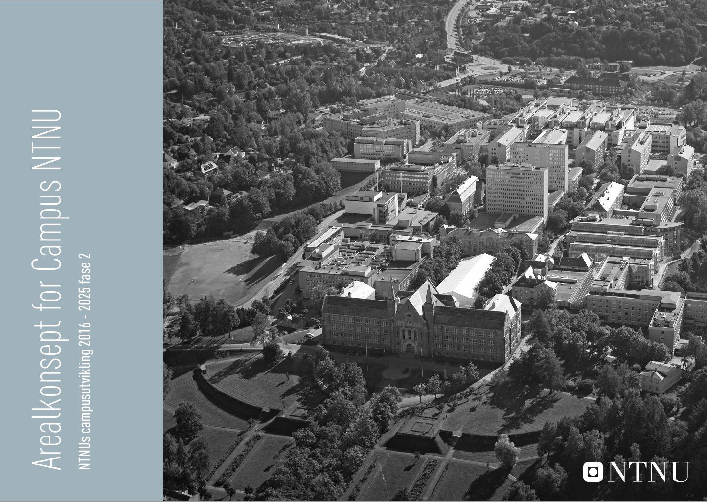 Forside - Arealkonsept for framtidens campus