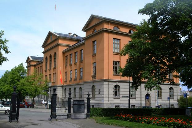 City Hall in Trondheim