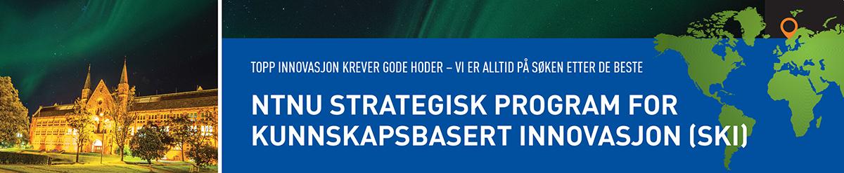 Strategisk program for kunnskapsbasert innovasjon, heading