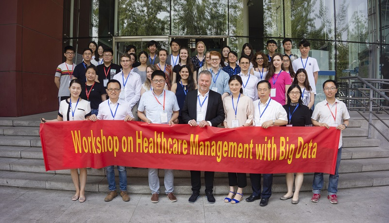 Summer School and Field Trip for Healthcare Logistics Foto: Lin Xie