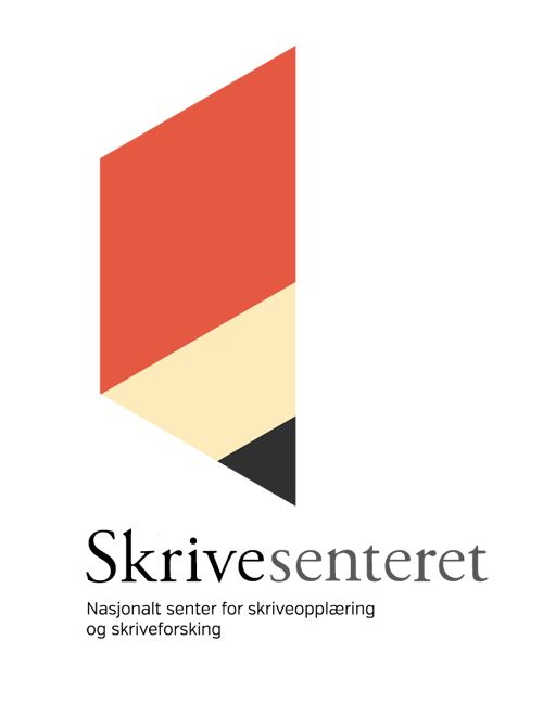 Logo The Norwegian Centre for Writing Education and Research