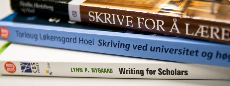 Academic books writing