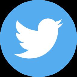 Ikon og lenke til twitter