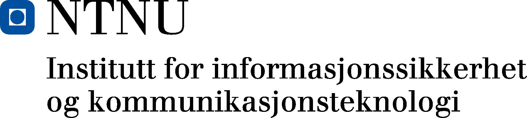 logo NTNU IIK, gå til NTNU IIKs nettsted