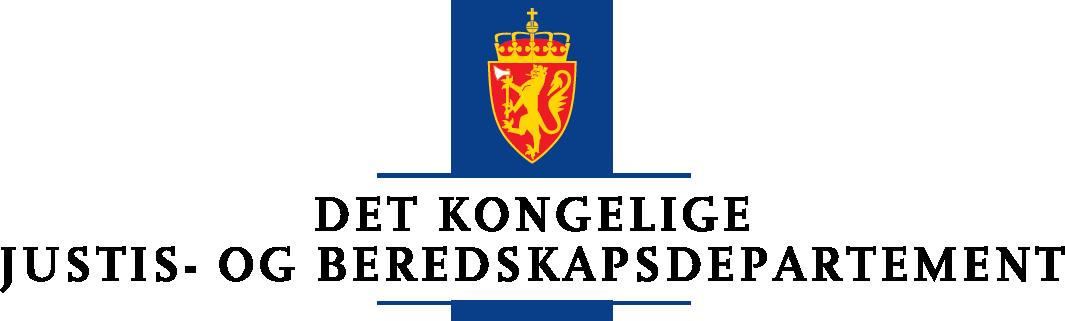 logo Justisdepartementet, gå til Justisdepartementes nettsted