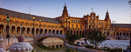 Sevilla, Spania. Foto: Colourbox