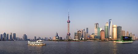 Shanghai, Kina. Foto: Colourbox