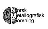 Norsk Metallografisk Forening logo