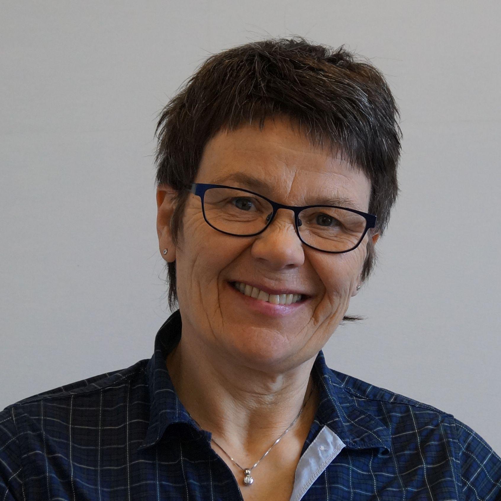 Ingeborg Ranøyen. Foto.