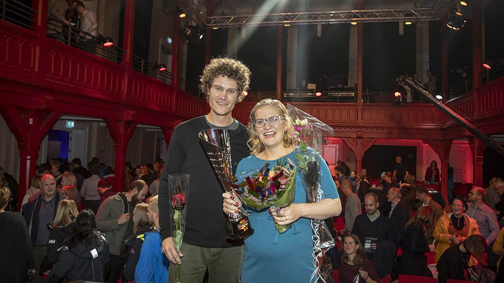 Anders Lorentzen Kolstad og Tina Louise Ringstad