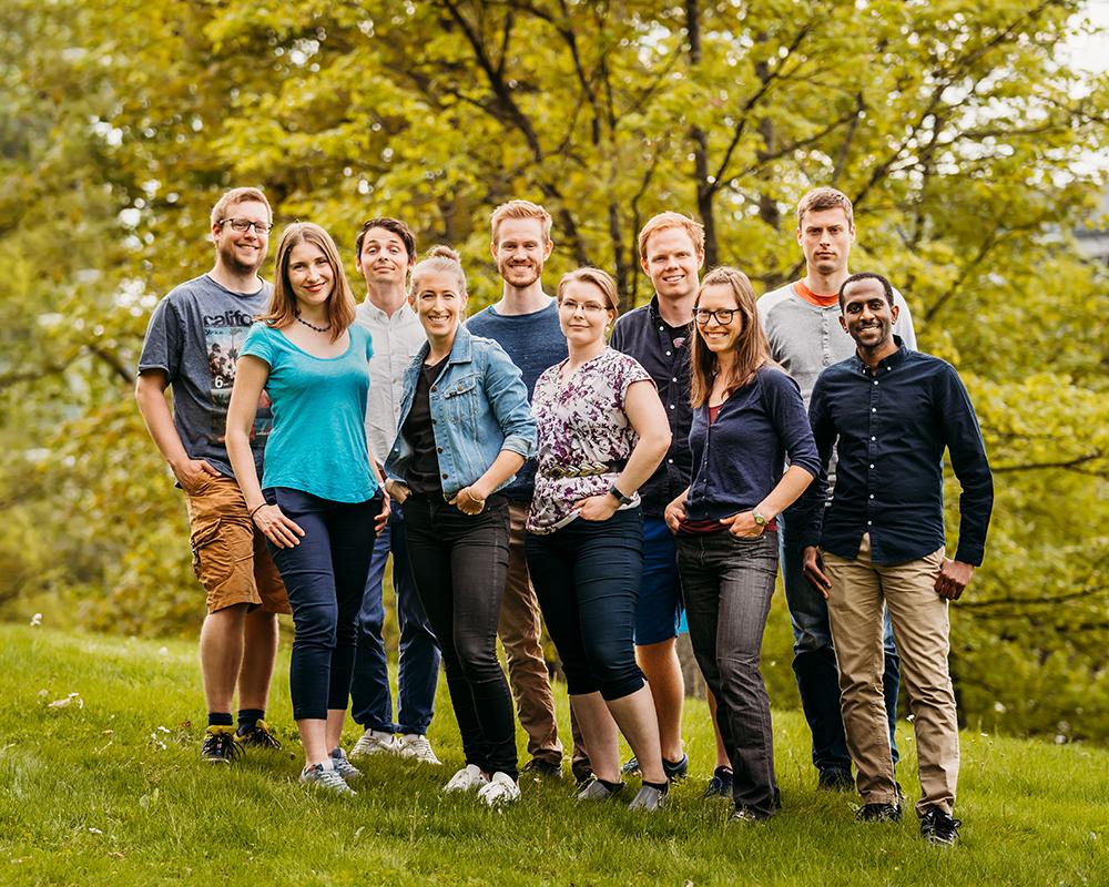 Deltakere Forsker Grand Prix 2019