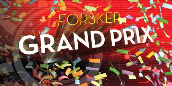 Forsker Grand Prix logo