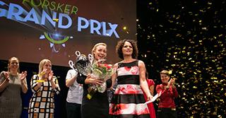 FGP 2016: Sofie Snipstad og Nadia Hasnaoui