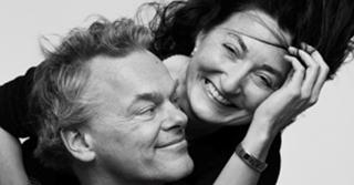 May-Britt og Edvard Moser