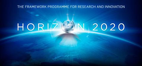 Horisont 2020 logo
