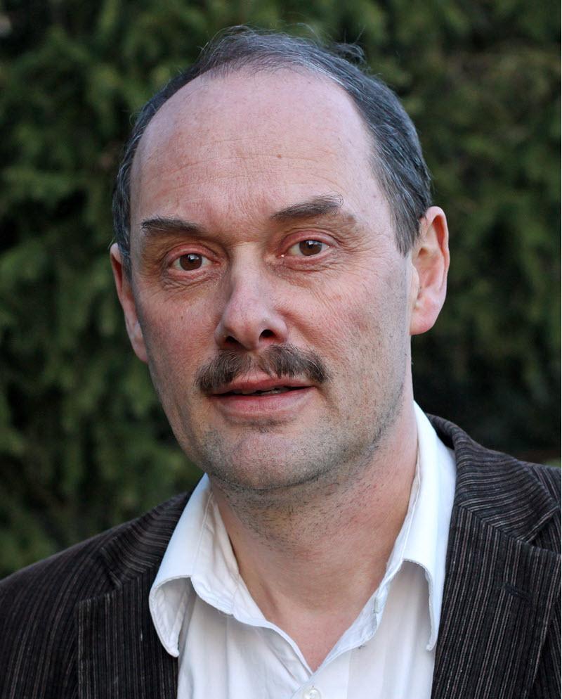 Martin Landrø. Foto.