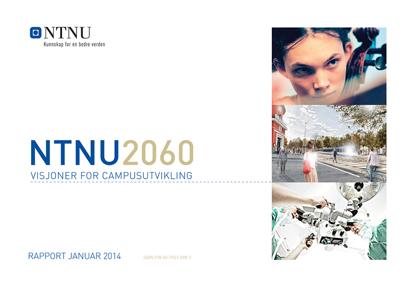 NTNUs rapport om campusutvikling