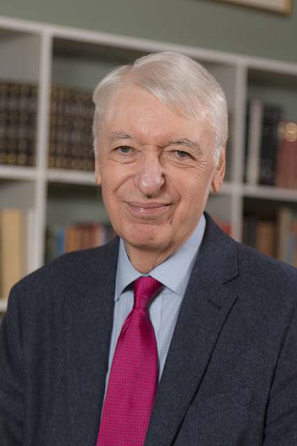 Professor Robert Jackson, dr.h.c.