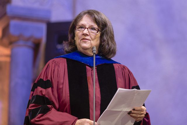 Doctor honoris causa Susan Cutter