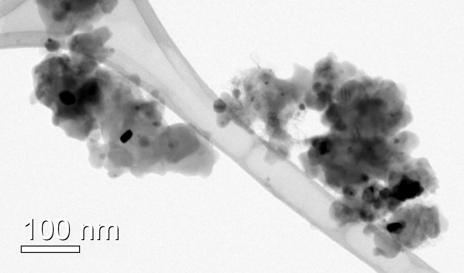 Nanostructured  Li2FeSiO4/C