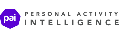 PAI - Personal Activity Intelligence, logo
