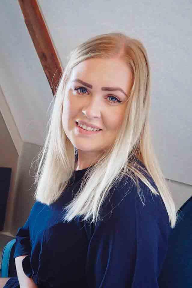 Intervju med student på Shipping Management Patricia Larsen