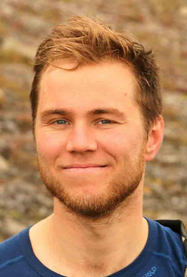 Intervju med tidligere student på Geologi Bård Heggem